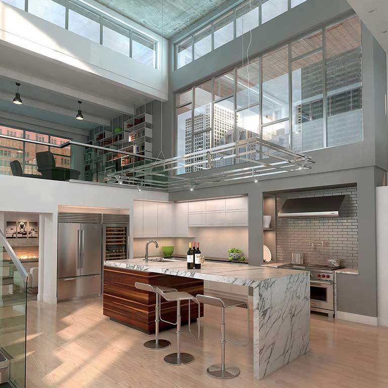Bradlee Distributors | Luxury Appliance Showroom