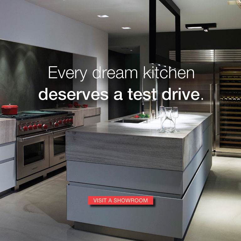 Bradlee Distributors Luxury Appliance Showroom